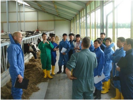 Upcoming: Open Robotic Milking Training (Holland)