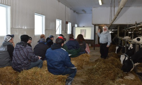 CowSignals session with Agribrands Purina Canada