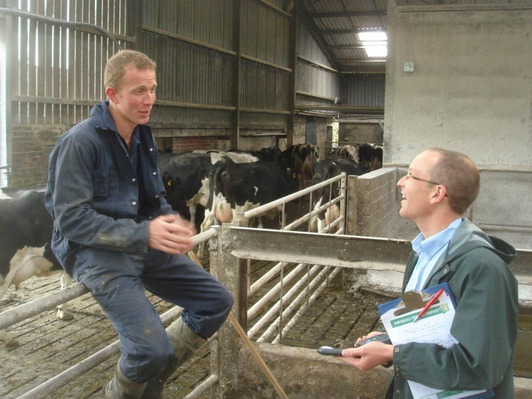 Dutch veterinarians get credits for doing a CowSignals course