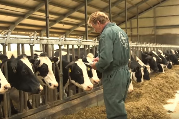 Dutch farmers use the welfare-monitor