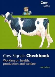 Cow Signals Checkbook - English edition