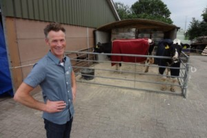King-size beds for older cows (for 2 extra years of milk)