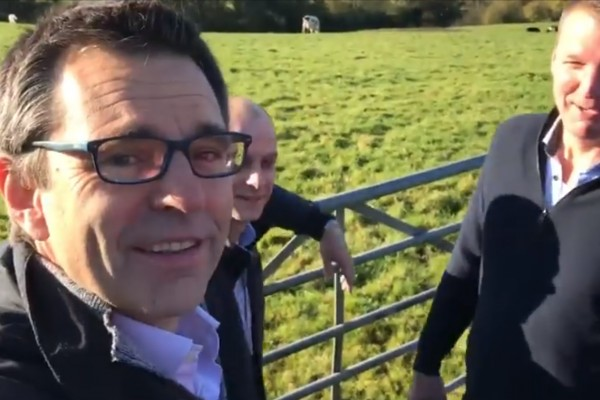 Discussing grazing in the UK