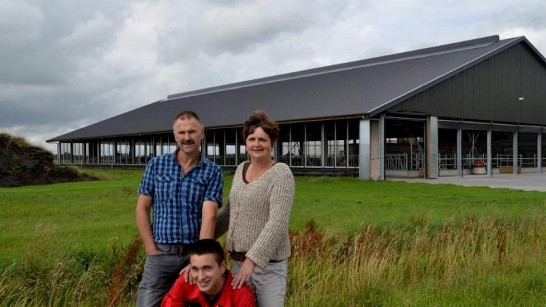 Dutch highest producing farm built with advice of a CowSignals trainer