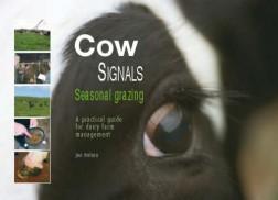Cow Signals Seasonal Grazing